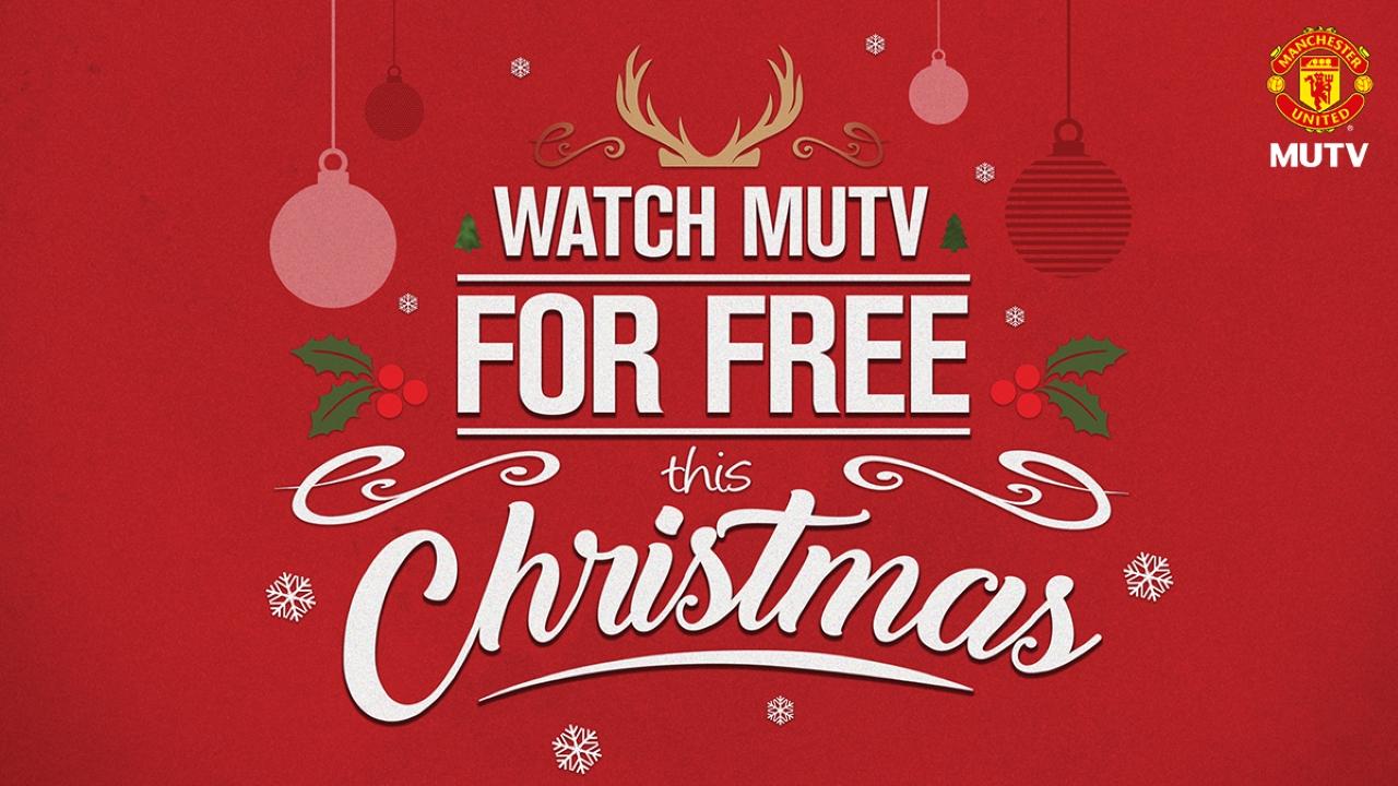MUTV Free from 8-18 December
