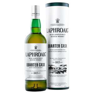 Laphroaig Quarter Cask 48° abv Whisky only £25.18 at Costco