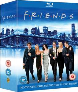 Friends - The Complete Collection Blu-ray £42.29 w/code (21 discs / 90 hours run-time) / The Wire - Complete Box Set Blu-ray £35.99 w/code @ Zavvi
