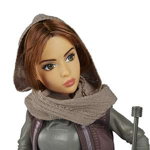 Jyn Erso Forces of Destiny Doll just £10.88  prime / £14.87 non prime @ Amazon