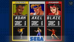 Streets of rage by Sega. Now on Android and ios. FREE!