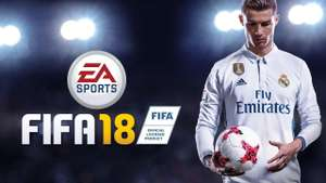FIFA 18 PC - £30.39 (£31.99 before Facebook code) @ CDKeys