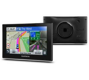 Garmin Nuvi 2599LMT-D 5 Inch EU Lifetime Maps, Speed cameras, traffic,Sat Nav £99 @ Argos