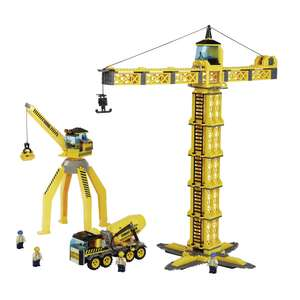 Blox Construction Mega Set £20 @ Wilko (Works with other well known branded bricks)