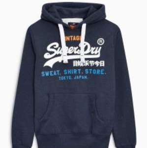 20% OFF SELECTED HOODIES @ Superdry