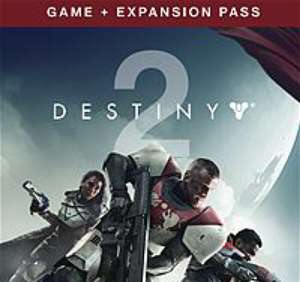 Destiny 2 + Expansion Pass Xbox One £53.59 @ Microsoft