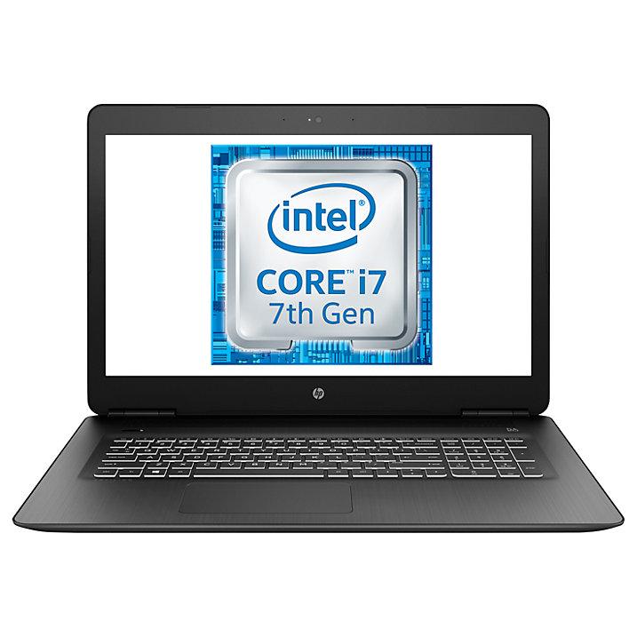 "HP 17"" Gaming Laptop - FHD / GTX 1050 / i7 / 8GB RAM / 1TB HDD £749.95 with 3 years guarantee @ John Lewis"