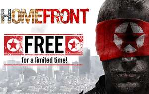 Free game from Humble bundle - Homefront