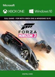 Forza Horizon 3 with Hot Wheels DLC - Xbox One/PC - Digital Download @ CD Keys