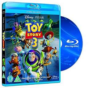 Toy Story 3 (2-Disc) Blu-ray £1 @ Poundland