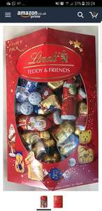 Lindt Teddy and Friends selection £7.78 @ Costco