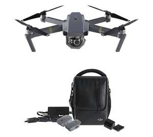DJI Mavic Pro Fly More Combo plus free Parrot AR Drone worth £130 @ Argos