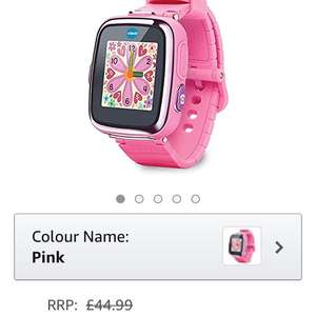 Vtech Kidizoom DX smart watch - pink £30 @ Amazon