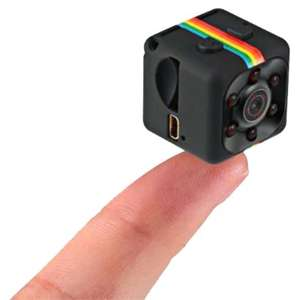 Mini video camera (Polaroid Cube copy?) with decent reviews – Flash deal £7.52 @ Gearbest