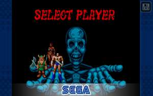 Golden Axe Classic - Free For Android @ GooglePlay