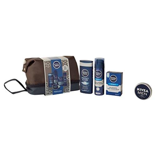 Nivea Men Prepared Giftpack        RRP: £30.00 £11.25 Prime @ Amazon