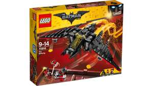 Lego Batman Movie The Batwing 70916 £68!! @ Tesco