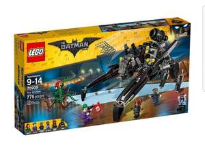 70908 LEGO Batman Movie The Scuttler Batman - Amazon £50.84 + a free LEGO movie set for orders over £50
