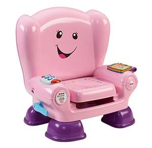 Pink Fisher Price smart stages chair Amazon prime @ £21.80