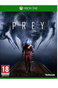 Prey Xbox One - Free Click & Collect+ @ Very