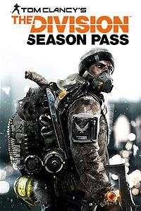Tom Clancy's The Division™ Season Pass (Xbox One) £12 @ Microsoft
