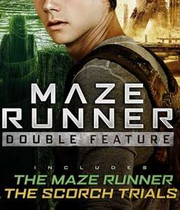 Maze Runner Double feature (2x movies) HD