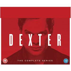 Dexter - Complete Seasons 1-8 DVD £20.69 including free delivery using code XMASBOX10 @ zavvi
