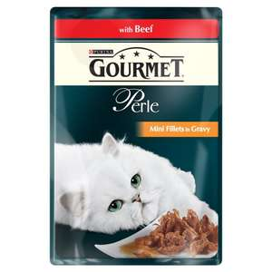24 Pack of Purina Gourmet Chef Collection Cat Food £5.24 (Prime Exclusive) @ Amazon