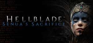 Hellblade: Senua's Sacrifice on Steam (cheapest it's been)