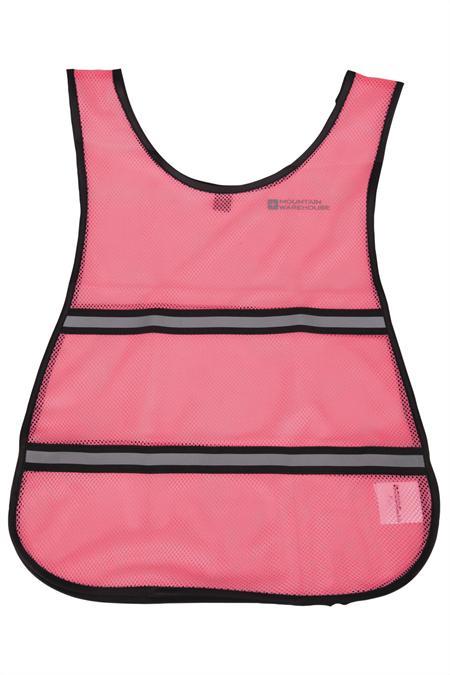 Adrenaline Iso-Viz Kid's Mesh Mini Vest Was £9.99 Now £1.49 + FREE Delivery @ mountainwarehouse