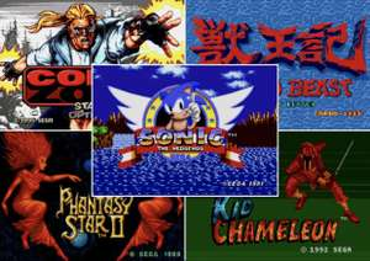 Sega Forever 16 free classic Sega games on IOS & Android