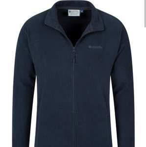 Mens Fleece £7.99 incl. delivery w/code @ Mountain Warehouse