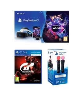 Psvr bundle £349.99 @ Studio