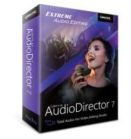 CyberLink AudioDirector 7 free @ sharewareonsale