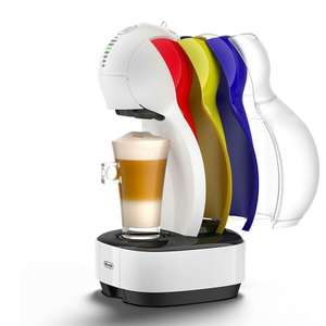 Nescafé Dolce Gusto By De'Longhi Colours Automatic Capsule Coffee Machine (use 10 off code) £39.99 w/code C+C @ Robert Dyas