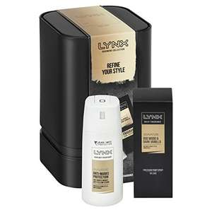 Lynx Signature Gift Tin   £4.50 Prime / £9.25 Non Prime @ Amazon