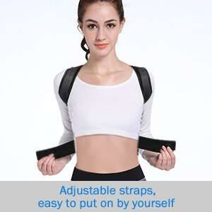 Posture Corrector £8.99 (+£3.99 non prime) Sold by MYCARBON and Fulfilled by Amazon