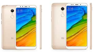 Preorder Xiaomi Redmi 5 Plus Fingerprint 5.99 inch 3GB RAM 32GB Snapdragon 625 Octa core 4G Smartphone £142.91 for all colours except black which is £150.99 w/code @ banggood (No band 20)