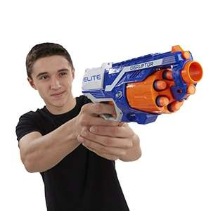 Nerf N-Strike Elite Disruptor Toy £9.99 Prime / £14.74 Non Prime @ Amazon