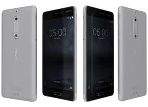 Nokia 5 Silver for £149 (£104 after cashback) @ GiffGaff (Incl. min £10 Goodybag)