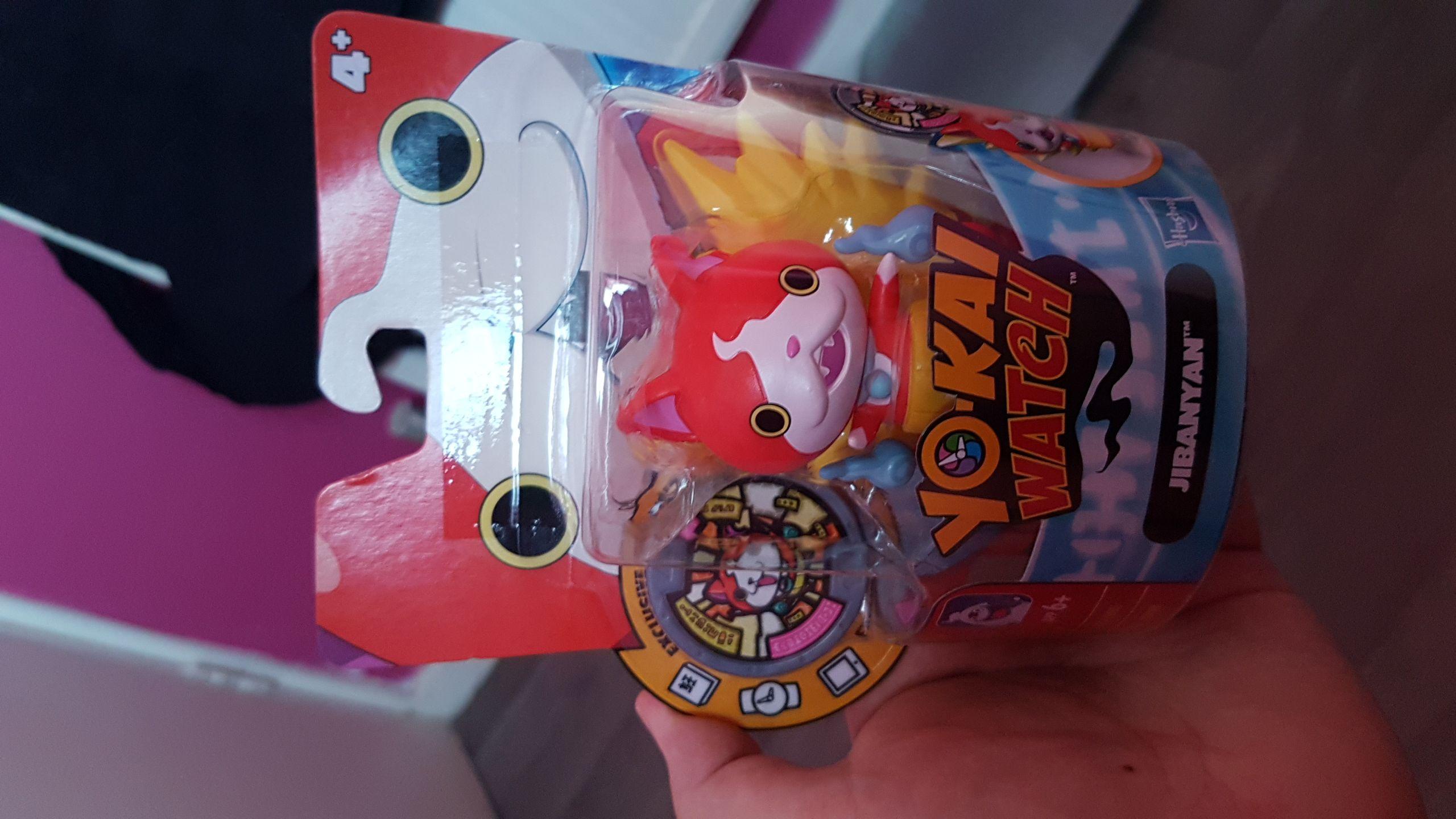 Yokai watch toy £1 in poundworld