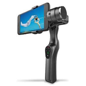 IDEAFLY JJ - 1S 2-axis Brushless Handheld Gimbal+ Free delivery (300g Payload Support / Panorama / Time-lapse for Smartphone)