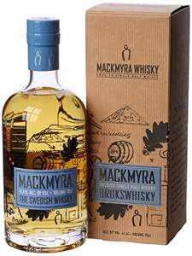 Mackmyra Bruk Swedish Whisky Whiskey 700 ml rrp £40+ @ Amazon