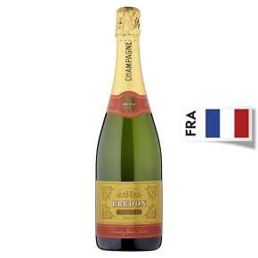 Bredon Cuvee Jean Louis Brut NV Champagne (75cl) was £23.99 now £15.99 @ Waitrose