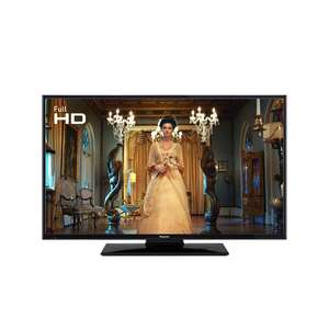 "Panasonic TX43D302B 43"" Full HD LED TV at Co-Op Electrical for £259"