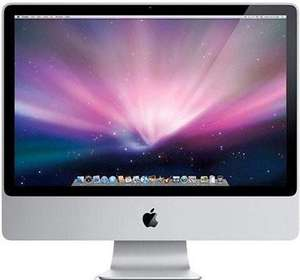"REFURBISHED - Apple iMac A1224 20"" Core 2 Duo 2.4Ghz 320GB OS 10.9.5 for £159.99 at ITZoo"