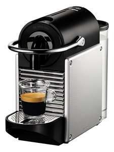 Ex-display Nespresso Magimix M110 Pixie Coffee Pod Machine in Aluminium @ Ebay/electrical-deals for £69.99