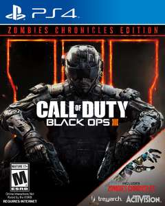 Call Of Duty: Black Ops III - Zombies Chronicles Edition (PS4/XO) £25.99 Delivered @ Base