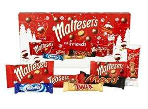 Galaxy Collection / Malteasers & Friends /  Cadburys Stocking Selection Boxes £2.@ MORRISONS