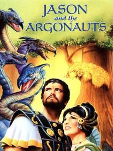 Jason and the Argonauts to own in H/D £3.99 @ Amazon Video